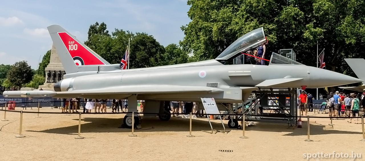 RAF 100 – London /2018-07-07/