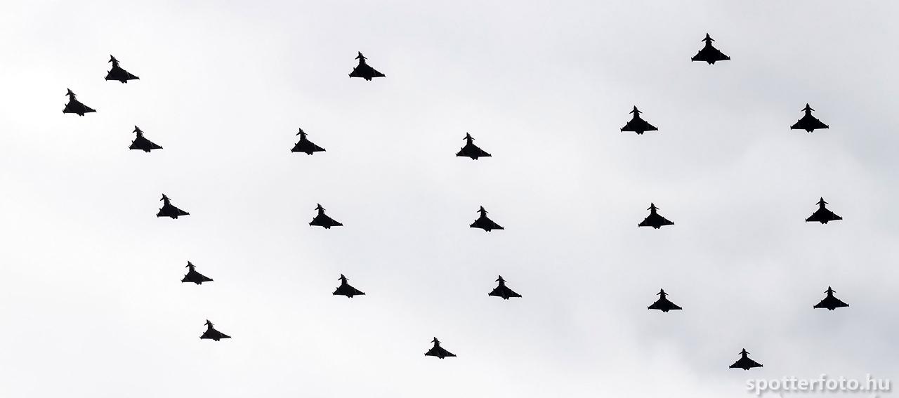 RAF 100 – London /2018-07-10/ dokumentációs jelleggel