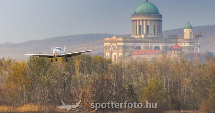 HA-BEU repülés (LHEM)